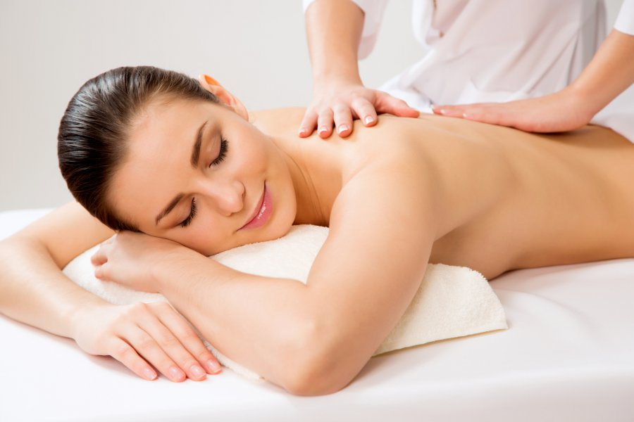 Massage im Hotel Tuxertal